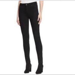 Sanctuary slender fx black social skinny jeans 24